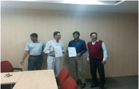 IQAG MOU with ESSCI