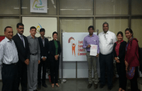 IQAG MOU with TSSC